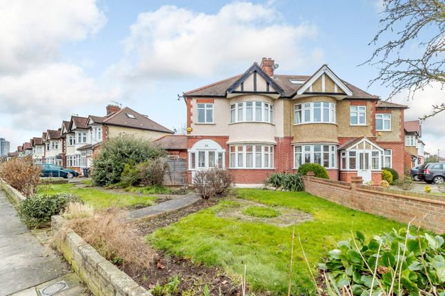 Thumbnail Semi-detached house for sale in Riversfield Road, Enfield, London