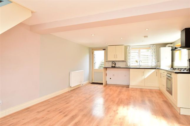 Thumbnail 2 bed semi-detached house for sale in Baker Street, Uckfield, East Sussex