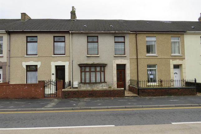 3 Bed Terraced House For Sale In Pembrey Road Llanelli Sa15 Zoopla