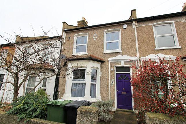 Thumbnail Terraced house to rent in Glenfarg Road, Catford, London