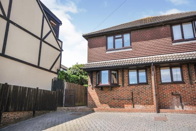 Thumbnail Semi-detached house for sale in Main Road, Sutton At Hone, Dartford, Kent