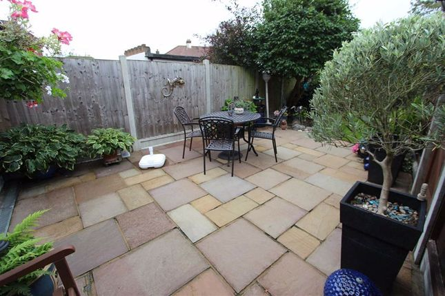 Rear Garden of Fairlight Avenue, North Chingford, London E4
