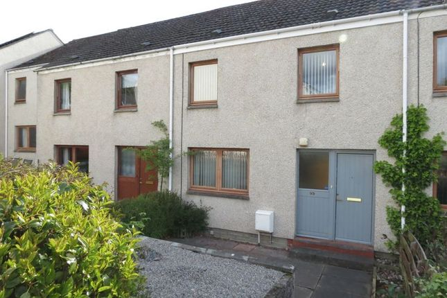 Thumbnail Terraced house for sale in Coulpark, Alness