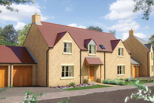 "Thumbnail Detached house for sale in ""The Siddington"" at Kemble, Gloucestershire, Kemble"