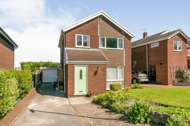 Thumbnail Detached house for sale in Parc Gwelfor, Dyserth, Denbighshire, .