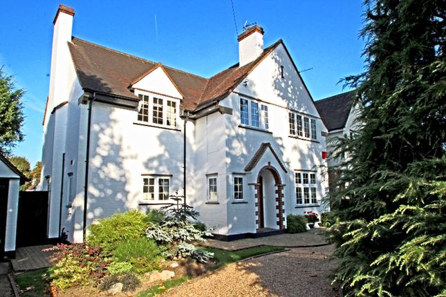 Thumbnail Detached house for sale in Balgores Lane, Romford