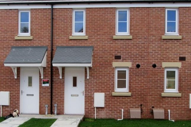 Thumbnail Terraced house to rent in Heol Cae Pownd, Cefneithin, Llanelli, Carmarthenshire.