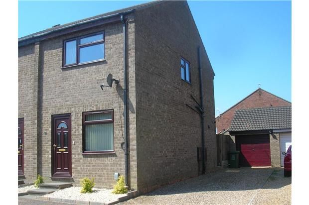 Thumbnail Semi-detached house to rent in Styles Close, Bradwell, Great Yarmouth