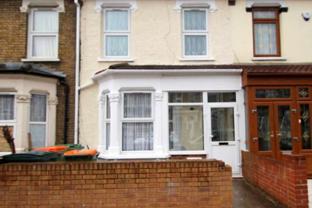 Thumbnail Terraced house to rent in Sherrard Road, Manor Park