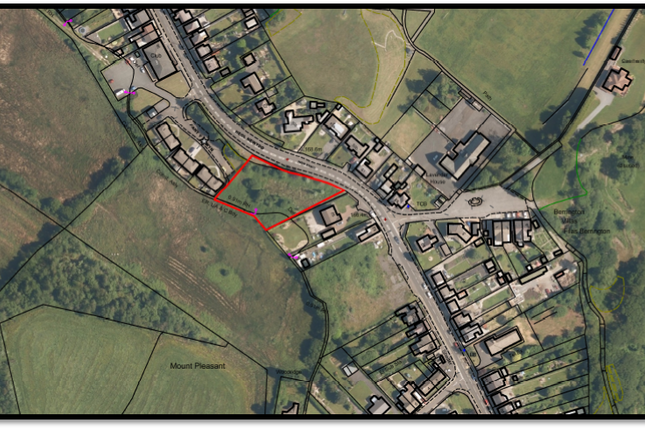 Thumbnail Land for sale in Pant Y Brwyn, Ystradowen