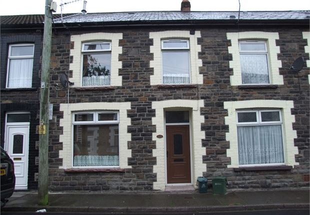 Thumbnail Terraced house to rent in Primrose Street, Tonypandy, Rhondda Cynon Taff.
