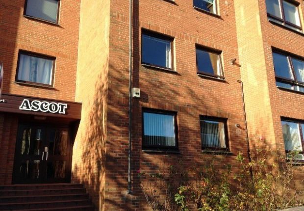 Thumbnail Flat to rent in Ascot Court, West End, Glasgow G12,