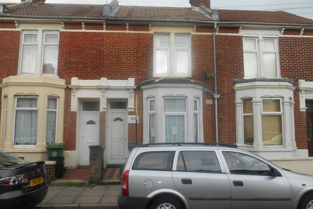 4 bed terraced house to rent in Manners Road, Southsea