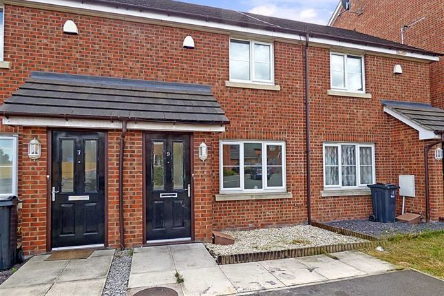 Thumbnail Mews house for sale in Saville Court, Winsford, Cheshire