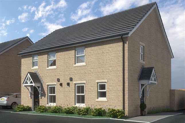 Thumbnail Town house for sale in The Beechcroft, South Lane, Elland