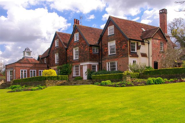 Thumbnail Detached house for sale in Snowdenham Lane, Bramley, Guildford, Surrey