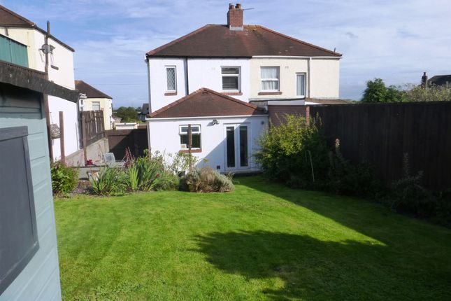 Thumbnail Semi-detached house for sale in Northlands, Rumney, Cardiff