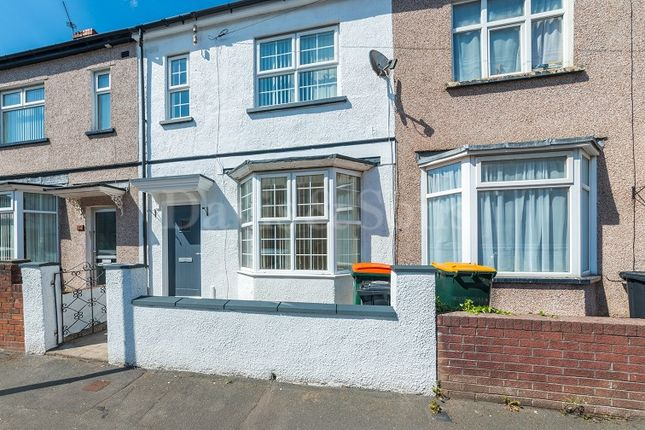 3 bed terraced house for sale in wyevern road, newport, gwent . np19 - zoopla