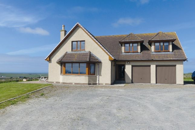 Thumbnail Detached house for sale in Weydale, Thurso
