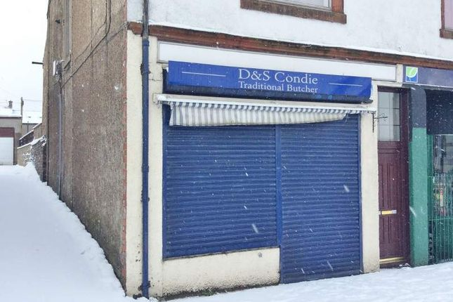 Thumbnail Retail premises for sale in 85 Main Street, Kelty