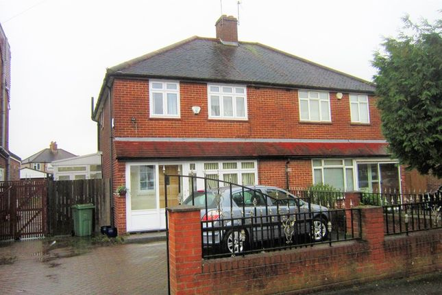 Thumbnail Semi-detached house to rent in Hewens Road, Hayes