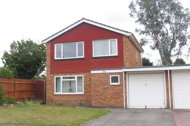 Thumbnail Link-detached house to rent in Blythwood Drive, Frimley, Camberley