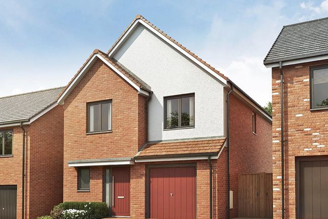 """Thumbnail Detached house for sale in """"The Ashbury"""" at Vigo Lane, Chester Le Street"""