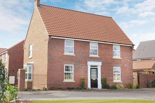"Thumbnail Detached house for sale in ""Cornell"" at Holt Road, Horsford, Norwich"