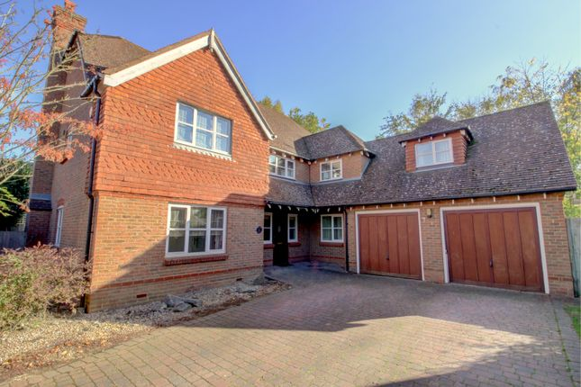 Thumbnail Detached house for sale in Redwell Grove, Kings Hill, West Malling