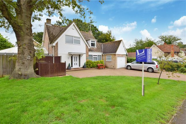 Thumbnail Detached house for sale in Shellcroft, Colne Engaine, Essex