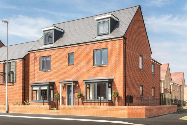 """Thumbnail Detached house for sale in """"Stratford"""" at Pedersen Way, Northstowe, Cambridge"""