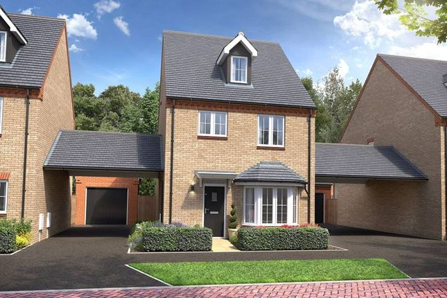 """Thumbnail Semi-detached house for sale in """"The Madeley - Detached"""" at Kempton Close, Chesterton, Bicester"""