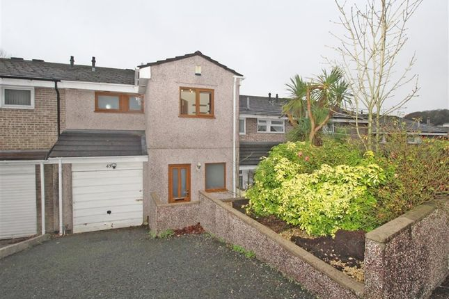Thumbnail Terraced house for sale in Langdale Gardens, Estover, Plymouth