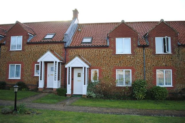 Thumbnail Flat to rent in Hunstanton Road, Dersingham, King's Lynn