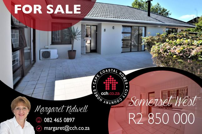 Thumbnail Detached house for sale in Cape Town, Western Cape, South Africa