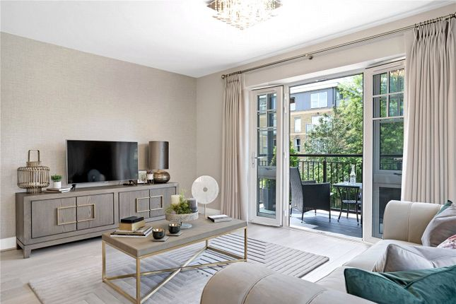 Thumbnail Flat for sale in Hillgrove House, 186 High Street, Edgware, Middlesex