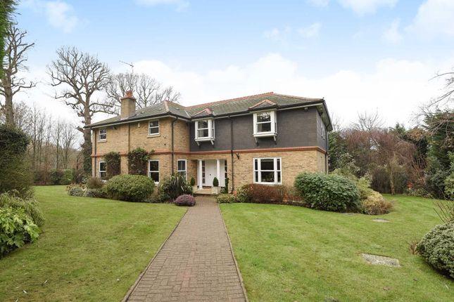 Thumbnail Detached house to rent in Barnet Lane, Elstree, Borehamwood