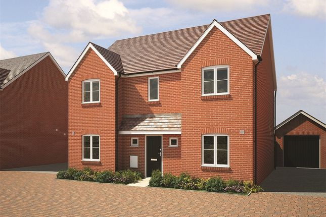 """Thumbnail Detached house for sale in """"The Cartmel 1"""" at Fogwell Road, Botley, Oxford"""