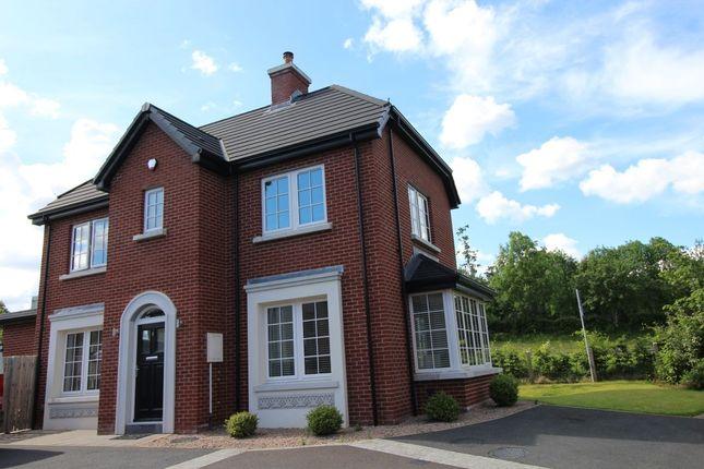 Thumbnail Detached house for sale in Woodfort Gardens, Fairfields, Lisburn