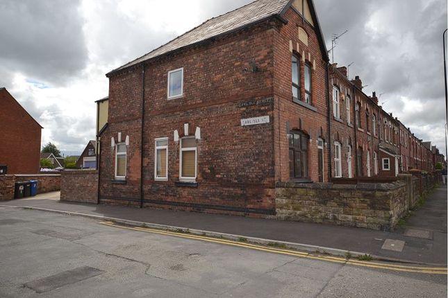 Thumbnail Flat to rent in Carlisle Street, Pemberton, Wigan