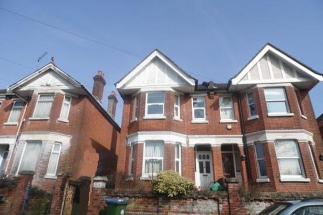 Thumbnail Detached house to rent in Highfield Crescent, Southampton