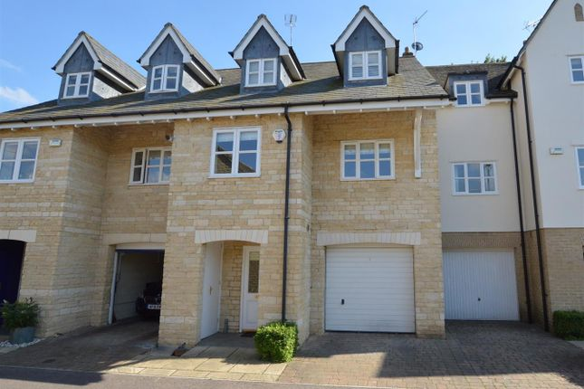 Thumbnail Town house to rent in Barons Way, Stamford