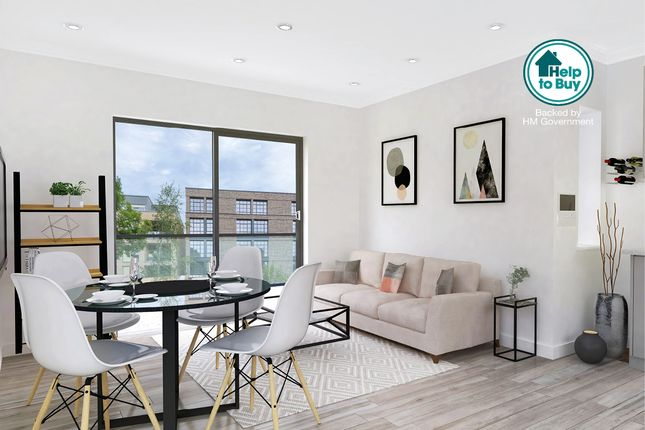 Thumbnail Flat for sale in Flat 3, Queens Road Peckham Aapartments, Queens Road Peckham, London