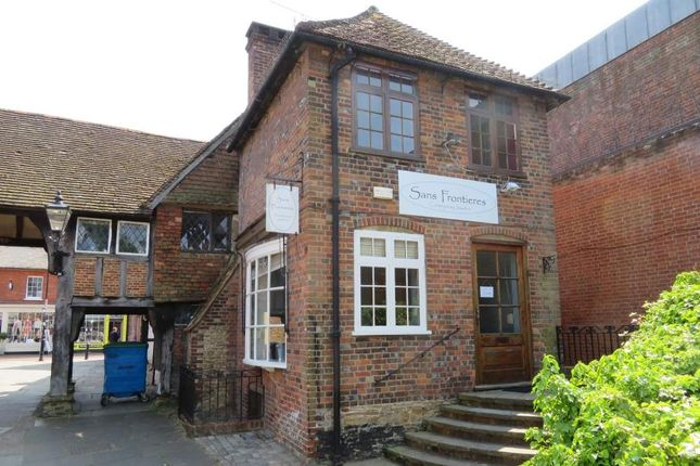 Thumbnail Retail premises to let in High Street 44, Godalming, Surrey