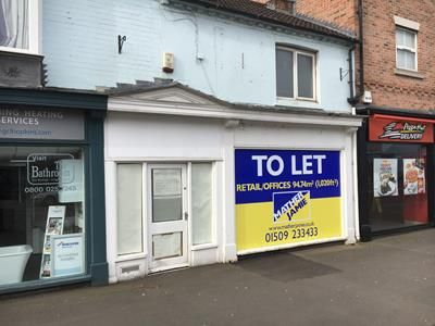 Thumbnail Retail premises to let in 12 The Rushes, Loughborough, Leicestershire