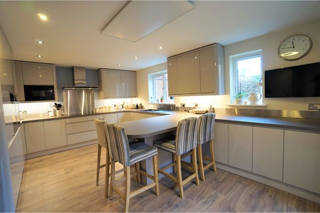 Thumbnail Detached house for sale in Packhorse Road, Stratford-Upon-Avon