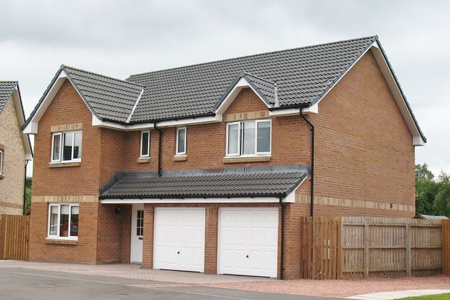 Thumbnail Detached house for sale in 16 Keswick Place, Dumfries, Dumfriesshire.