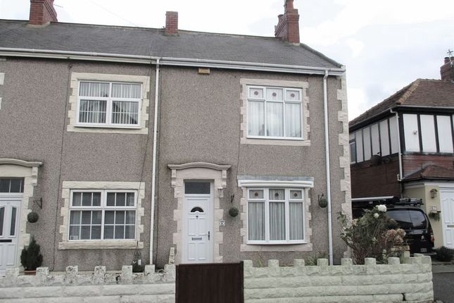 Thumbnail Terraced house to rent in Thompson Street, Blyth