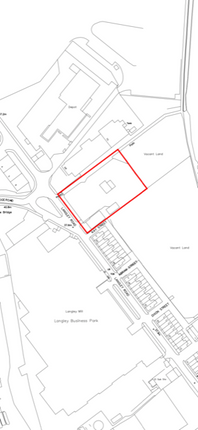 Thumbnail Land for sale in Langley Road, Salford