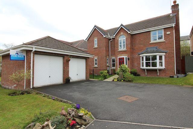 4 bed detached house for sale in 26 Royds Close, Tottington, Bury